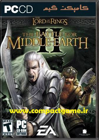 دانلود بازی The Lord of the Rings The Battle for Middle earth II ارباب حلقه ها ۲