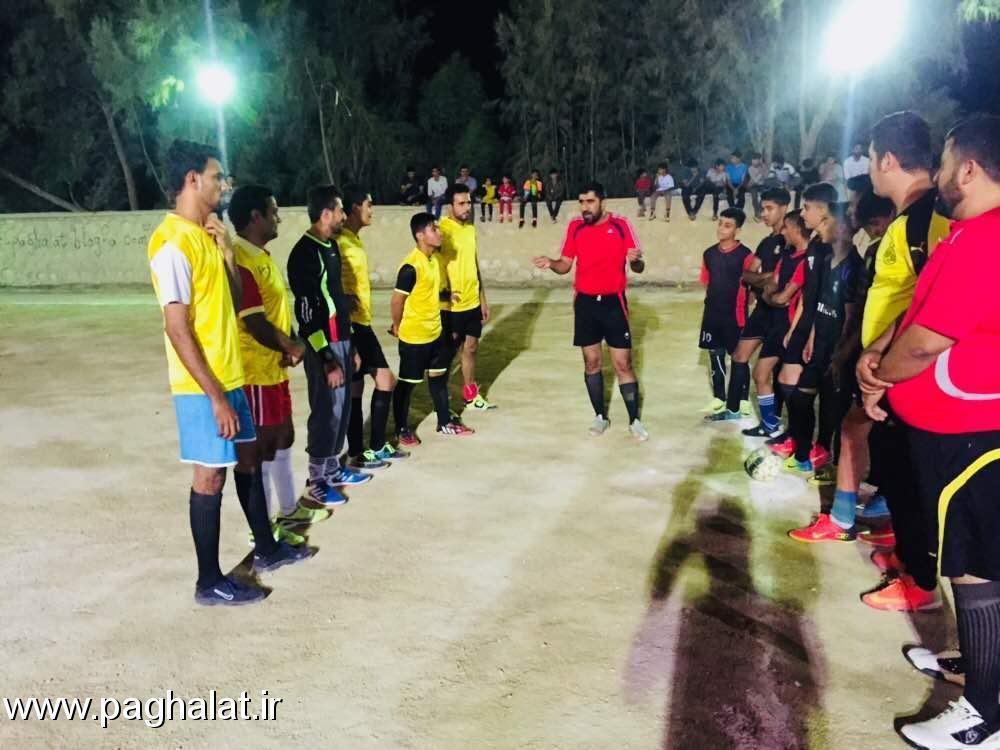برگزاری مسابقات جام رمضان سال 97