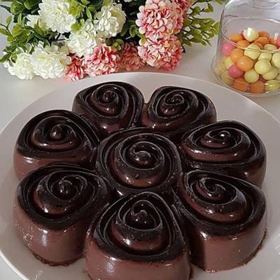 نحوه درست کردن دسر کرم شکلاتی, طرز درست کردن دسر کرم شکلاتی