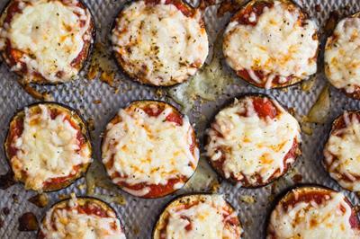 پخت پیتزا بادمجان, طرز پخت پیتزا بادمجان